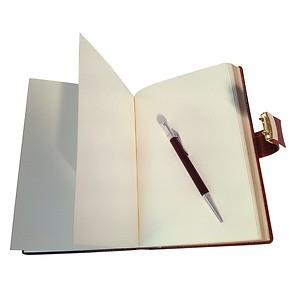 Tagebuch Ausgabe No. 60 mit Schloss