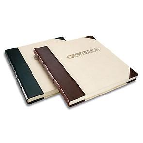 Gästebuch Ausgabe No. 2 mit Titel 'Gästebuch'