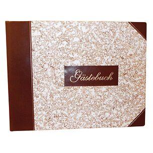Gästebuch Ausgabe No. 3 mit Titel 'Gästebuch'