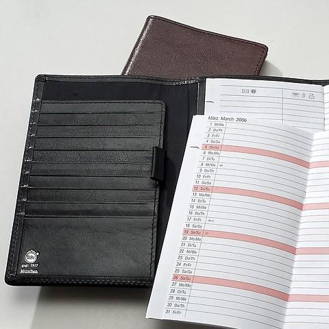 Brieftaschenplaner Ausgabe No. 1