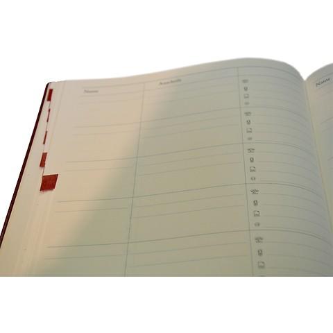 Adressbuch Ausgabe No. 13 (21 x 29,7 cm)
