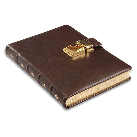 Tagebuch Ausgabe No. 72 mit Schloss