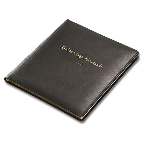 Geburtstags-Almanach Ausgabe No. 1 (15 x 16 cm)