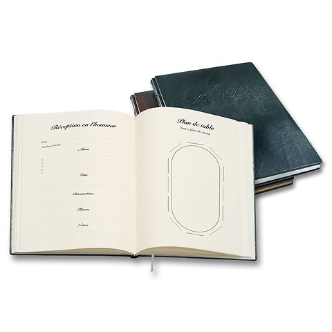 Tafelbuch Soirée